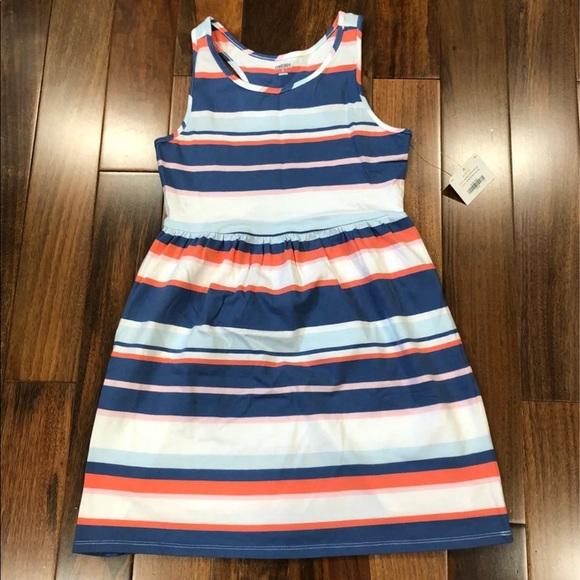Gymboree size L 10-12 dress NEW